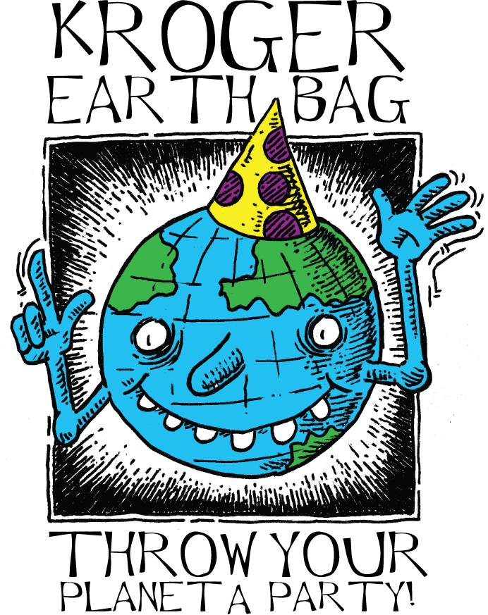 Image for environmentally safe bag contest for Kroger